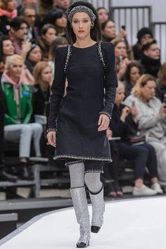forlikeminded: Chanel   Paris Fashion Week   Fall 2017
