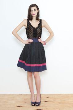 Carlson Violetta Singlet and Premiere Skirt