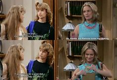 I watch full house and I'm ten 😊 I love that show and I want to watch fuller house Full House Memes, Full House Funny, Full House Quotes, Funny Memes, Hilarious, Jokes, Girl Meets World, Boy Meets, Fuller House