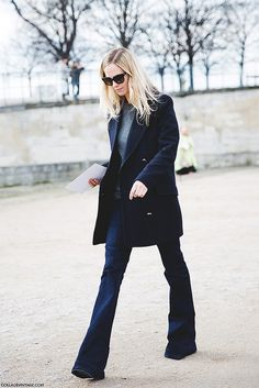 Paris_Fashion_Week_Fall_14-Street_Style-PFW-Classic-Outfit- by collagevintageblog, via Flickr