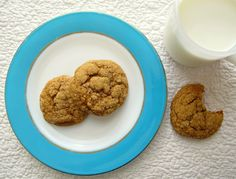 Classic gingersnap cookies #recipe #cookie