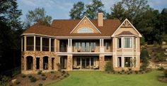 Craftsman House Plan with 3570 Square Feet and 3 Bedrooms from Dream Home Source | House Plan Code DHSW076043