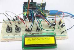 Arduino Variable Power Supply