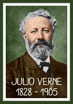 Jules Verne (aged about in a photo taken by Nadar, according to Verne's grandson (Jean Jules-Verne). The black and white photo by Nadar has been colourized: image by ©Stefano Bianchetti/ Corbis Jules Verne, Hermann Hesse, Book Writer, Book Authors, Victor Hugo, Steampunk Festival, Writers And Poets, People Of Interest, Writers