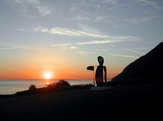 Con le belle giornate aumentano le #emozioni! Questo si vede dal parco dell'#HotelEmilia. Secondo Voi è un'#alba o un #tramonto?