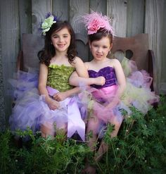 Enchanted little backyard Fairies
