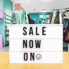 Since we're moving to a swanky new shop our sale is still on and there's more reductions than ever! Pop in and get your REX dosage before we run off for a bit!