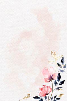 Flowers Arrangements For Table Spring Vintage Flowers Art Christmas Trees Watercolor Flower Background, Flower Background Wallpaper, Cute Wallpaper Backgrounds, Flower Backgrounds, Watercolor Floral Wallpaper, Flower Watercolor, Backdrop Background, Wallpapers, Pink Floral Background