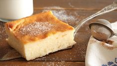 Greek Desserts, Greek Recipes, Just Desserts, Greek Cookies, Custard Cake, Baking Recipes, Sweet Treats, Cheesecake, Blog