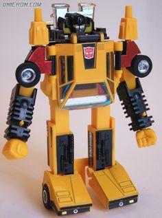 Transformers G1 Sunstreaker - Unicron.com