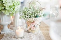 Weddings can get expensive really quickly, but with these dual purpose decor items, you can cut down your cost & have wonderful keepsakes at the same time!