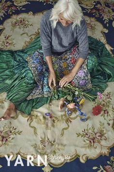 Scheepjes Lapghan - Yarn 2 Midnight Garden