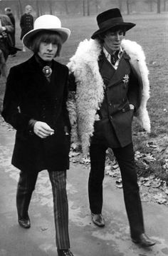 A style all their own....1967