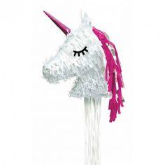 Kawaii, Outdoor Decor, Aide, Home Decor, Products, Party, Unicorn Pinata, Unicorn Head