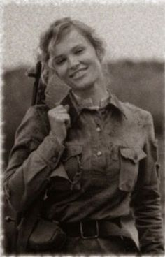 A Yugoslav partisan fighter in World War II. | History Wars