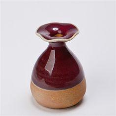 MansAge Ma.C-3083 Handmade Flower Vase Chinese Style Crafted Ceramic Flower Holder $11.76