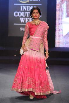 http://www.debarun.com/ @debarunindia (Kolkata) Amazon India Couture Week 2015