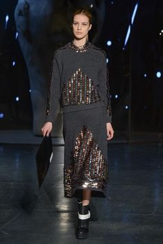 I-line. Kenzo | Fall 2014 Ready-to-Wear.