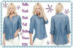 bella dahl new top!!