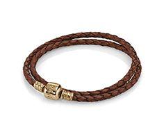 Liking the new ideas Pandora has for bracelets.