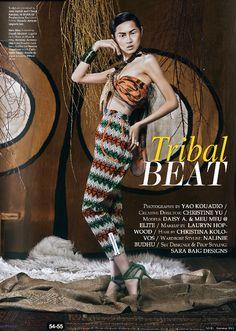 Mod Magazine with Kaela Kay Summer 2013