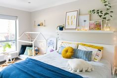 House Tour: A A Bright Family Home in a Backyard Shed | Apartment Therapy