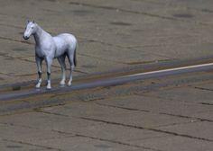 SKYFORM | 3D PRINTED MINIATURES | 3D TLAČ MINIATÚR 3d Printing, Creatures, Miniatures, Horses, Statue, Printed, Animals, Impression 3d, Animales
