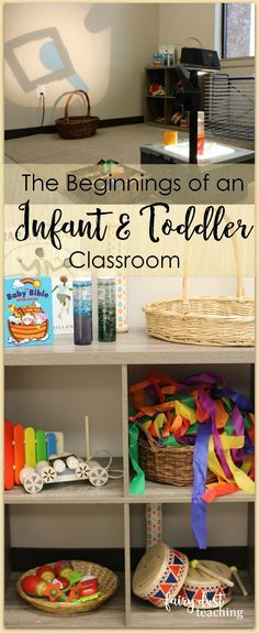 Setting Up the Third Teacher:  Beginnings of an Infant and Toddler Classroom