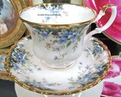 Royal Albert Teacup Windsor Tea Cup And Saucer Duo Royal Choice Cups & Saucers photo