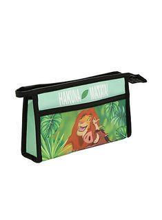 779bad927344 Disney The Lion King Hakuna Matata Makeup BagDisney The Lion King Hakuna  Matata Makeup Bag
