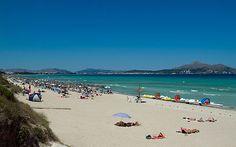 Best beaches in Majorca, Spain: Playa de Muro, near Alcudia - Telegraph