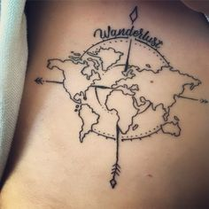 #wanderlust #world #compass #travel