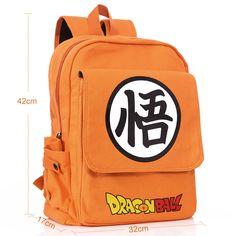 Dragon Ball Backpack - Want!!