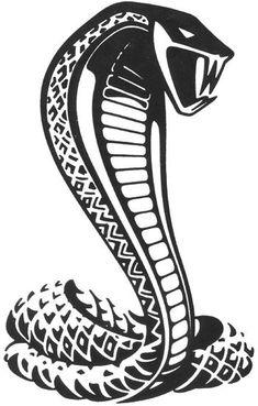 String art design 2003 Cobra Emblem - The Mustang Source Photo Gallery Mustang Tattoo, Cobra Tattoo, Snake Tattoo, Shelby Logo, Ford Mustang Logo, Mustang Emblem, Mustang Cobra, 2003 Mustang, Cobra Snake