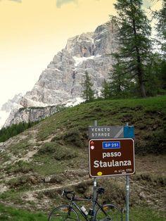 Forcella Staulanza (1773 m) e Monte Pelmo