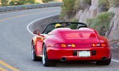 So beautiful! Porsche 993 Speedster (Speedy). #everyday993 #Porsche