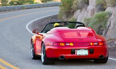 So beautiful! Porsche 993 Speedster (Speedy). #everyday993 #Porsche