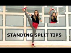 ▶ TIPS FOR STANDING SPLIT | FLEXY FRIDAY - YouTube