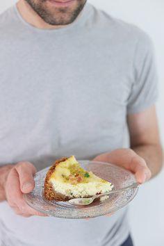 Cannolo Cheesecake Dal Blog di maghettastreghetta (www.gikitchen.it - www.maghettastreghetta.it )   #food #recipe #foodblogger #maghettastreghetta #iaiaguardo  #cheesecake #sicilia #sicily #cannolo