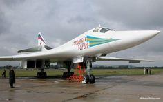 Tupolev Tu-160 Blackjack Images