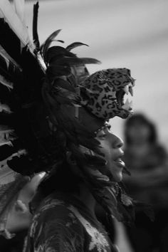 """AZTEC"" DANCER Mexico"