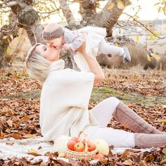 and baby images Mommy and baby girl fall outdoor photo shoot. Outdoor Baby Pictures, Mommy And Baby Pictures, Baby Family Pictures, 6 Month Baby Picture Ideas, Baby Girl Photos, Fall Family Photos, Newborn Pictures, Maternity Pictures, Fall Pictures