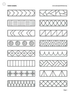 Line Art Drawings Doodles Student Ideas For 2019 Zentangle Drawings, Mandala Drawing, Doodle Drawings, Mandala Art Lesson, Doodles Zentangles, Art Drawings For Kids, Easy Drawings, Drawing Ideas, Basic Drawing