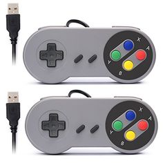 [$16.99 save 15%] #LightningDeal 66% claimed: Rii SNES Retro Classic USB Super Nintendo Game Controller Gamepad ... https://www.lavahotdeals.com/ca/cheap/lightningdeal-66-claimed-rii-snes-retro-classic-usb/260341?utm_source=pinterest&utm_medium=rss&utm_campaign=at_lavahotdeals&utm_term=hottest_12