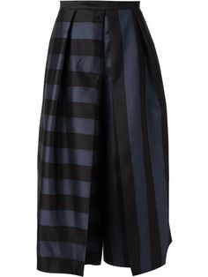 Купить Tibi striped skirt в McMullen from the world's best independent boutiques at farfetch.com. Over 1000 designers from 300 boutiques in one website.
