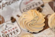 Piece, Icing, Peanut Butter, Place Cards, Place Card Holders, Coffee, Desserts, Food, Kaffee
