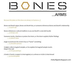 Bones | 43 Workouts That Allow You To Watch An Ungodly Amount Of Television