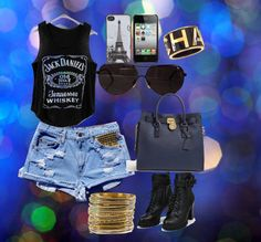 """run out"" by nicolesharada ❤ liked on Polyvore"