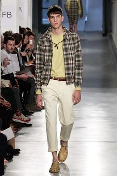 YMC Spring/Summer 2013 London - Menswear - Full length photos (Vogue.com UK)