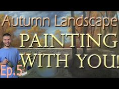 Painting With You - Autumn | Ep.5 | Highlights & Detail | Watch, Vote, Create - YouTube